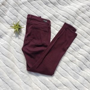 Paige verdugo ankle skinny pants size 29